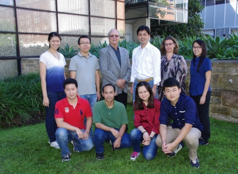 Process Intensification and Sustainability Research Group (PrinSus)